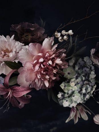 002.19 Vintage Flowers