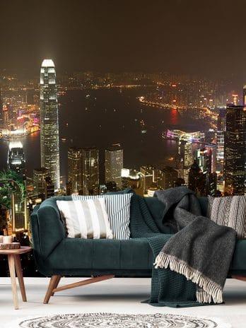 004.09 Hong-kong skyline