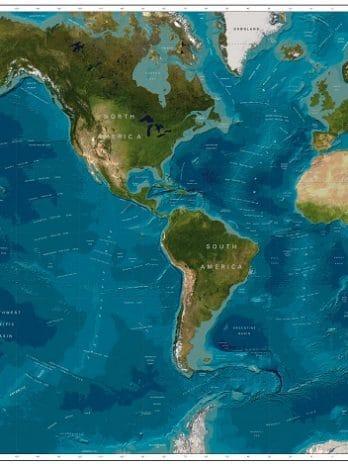 016.46 Grote wereldkaart