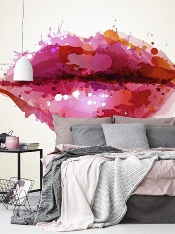 016.51 Modern Art Lips