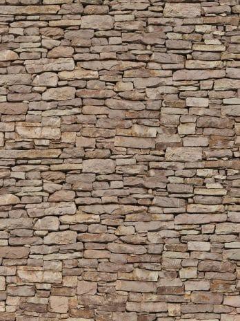 016.61 Stenen muur