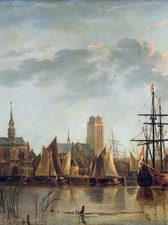 029.05 Gezicht op Dordrecht