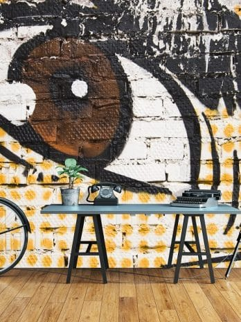 030.24 Graffiti wall