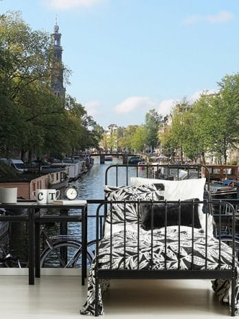 051.08 We hebben een woonboot, hij ligt aan de Amstel