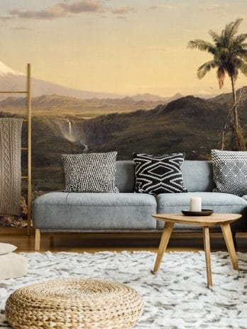 052.07 Landschap met palmbomen uit 1855