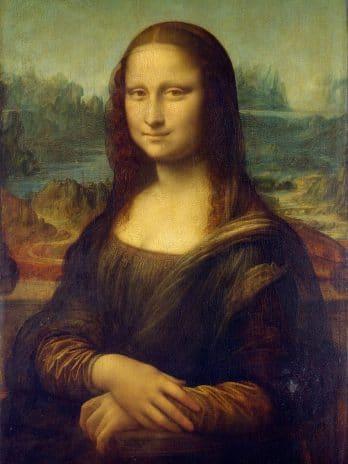 052.11 Mona Lisa's smile