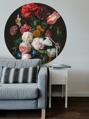 BC001 Stilleven met bloemen