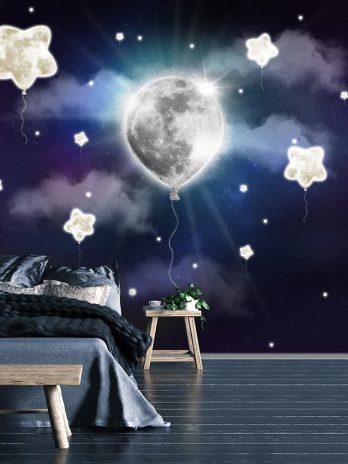 Maanballon – Fantasie